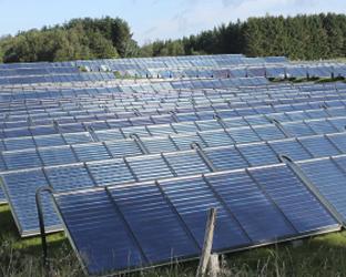 Én mio. m2 solfangerpaneler i Danmark. Klik på billedet og se udviklingen.