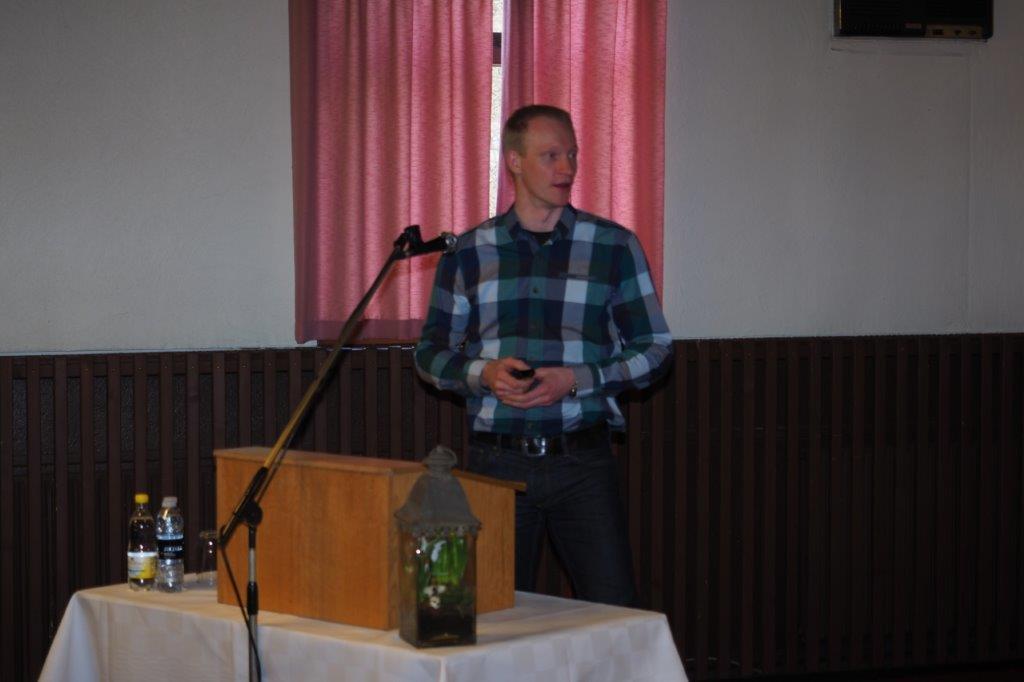 2 Morten Vang Bobach holder oplæg om PlanEnergis involvering i projektet
